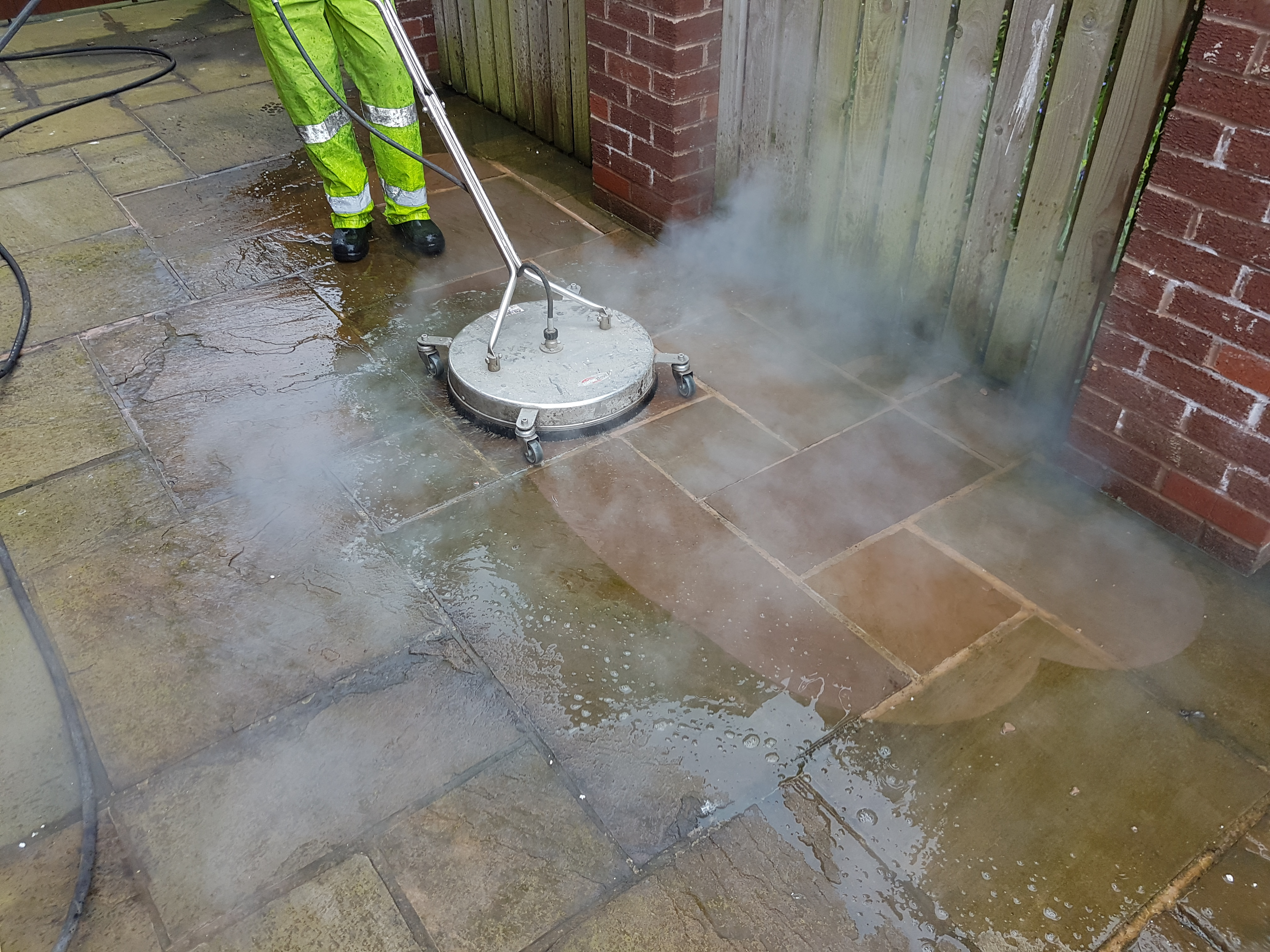 Driveway Cleaning - HLS Pressure Washing - Testimonials