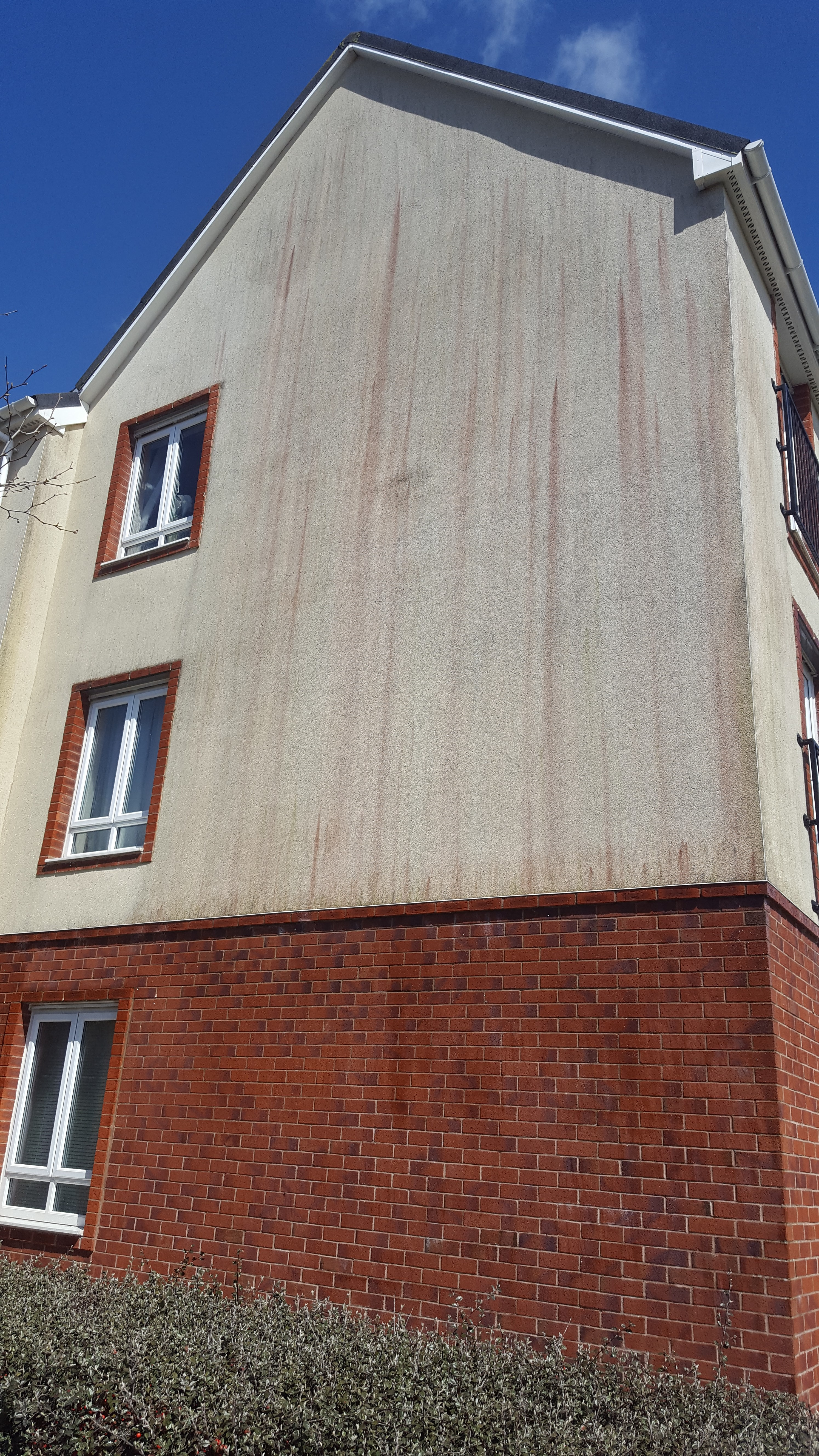 Render Cleaning - Soft Washing - HLS Pressure Washing