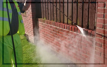 HLS Pressure washing